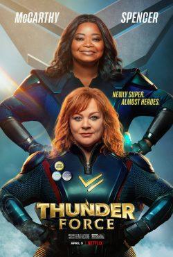 Thunder Force (2021) ขบวนการฮีโร่ฟาดฟ้า